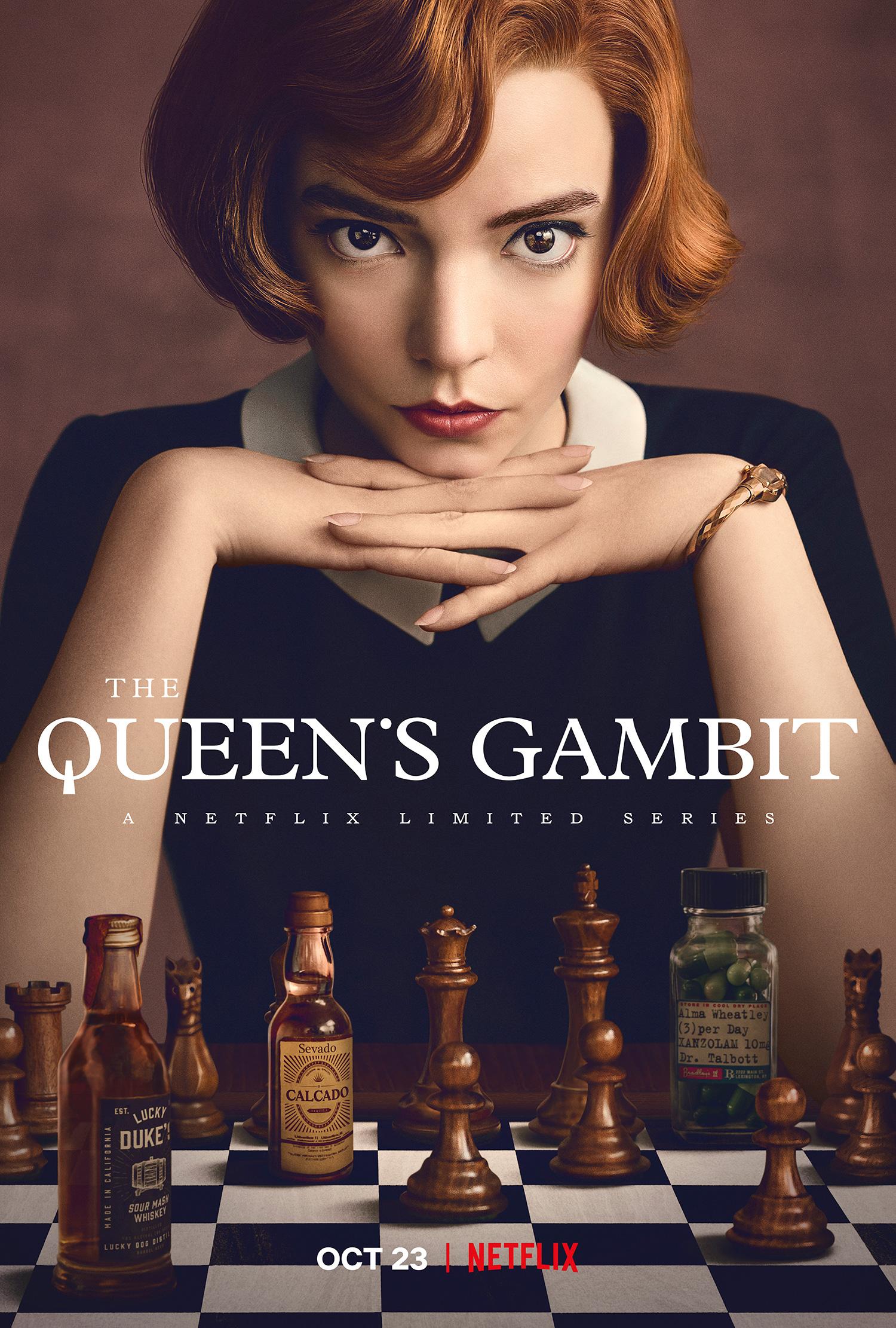Netflix: The Queen's Gambit (2020) - Movies, Drama & TV Series Lobby - AV Discourse Community Forum (SG)